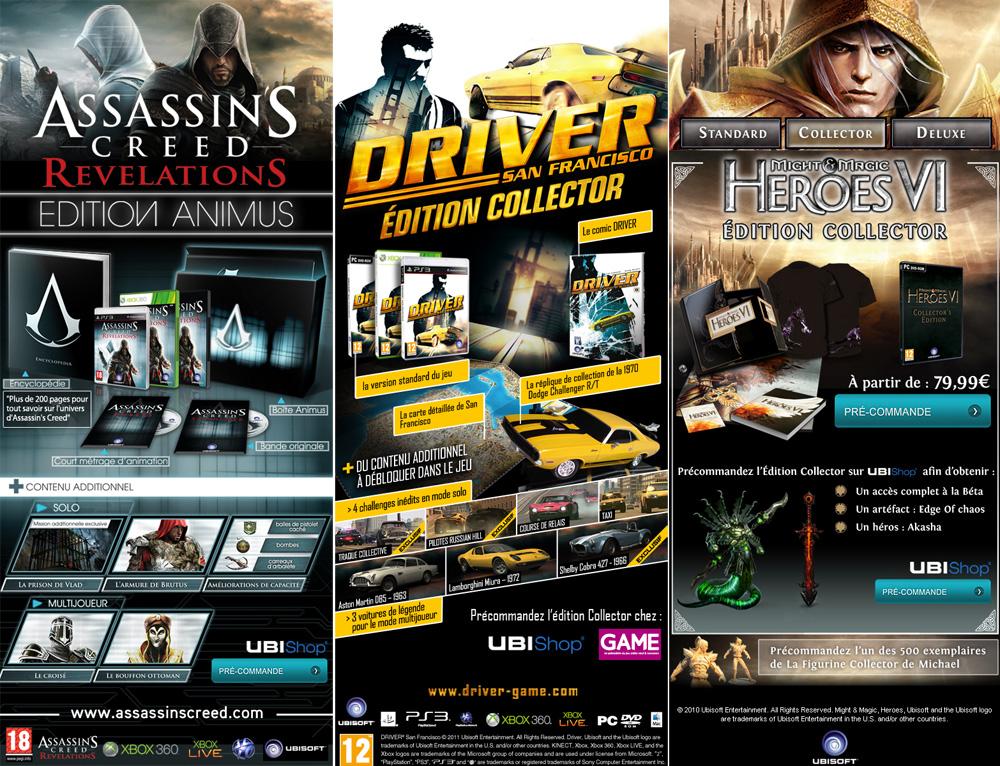 Ubisoft E3 2011