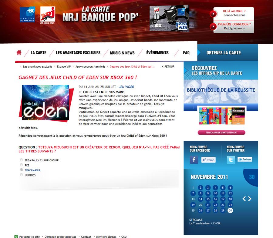 NRJ Banque Populaire