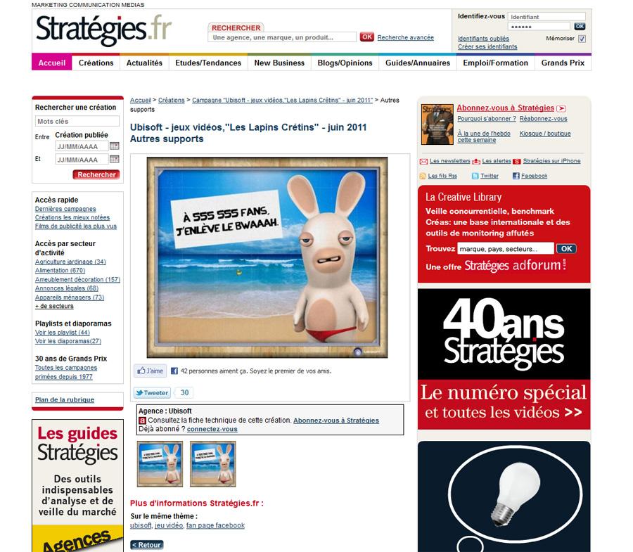 Stratégies.fr